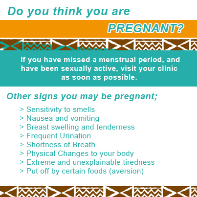 Signs That You Could Be Pregnant 27