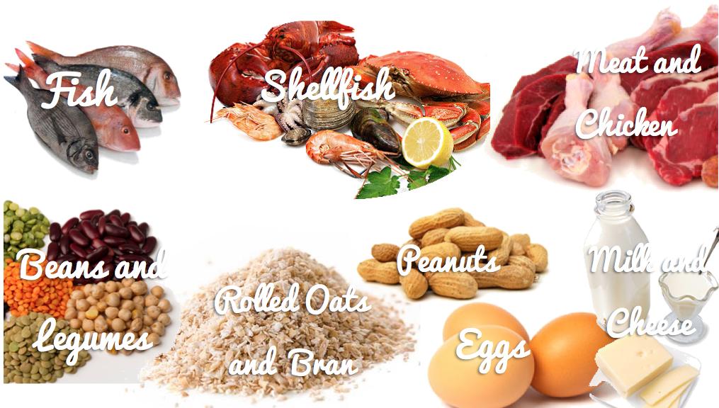 Food Sources Zinc