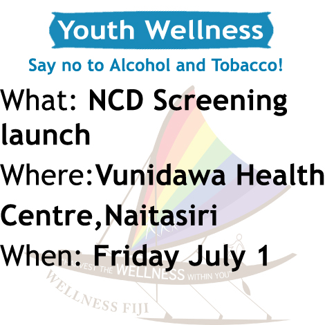 NCD launch